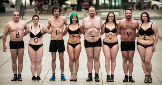 'Bodylove', la impresionante campaña que promueve la aceptación de tu cuerpo