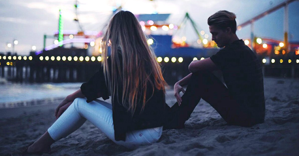 Comienzas a amarme cuando yo ya no estoy a tu lado