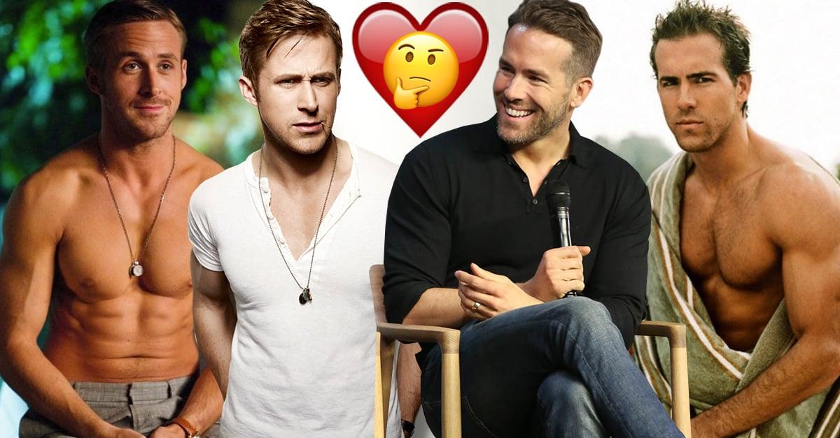 ¿Cuál de los 'Ryans' es mejor? La batalla épica Gosling vs. Reynolds