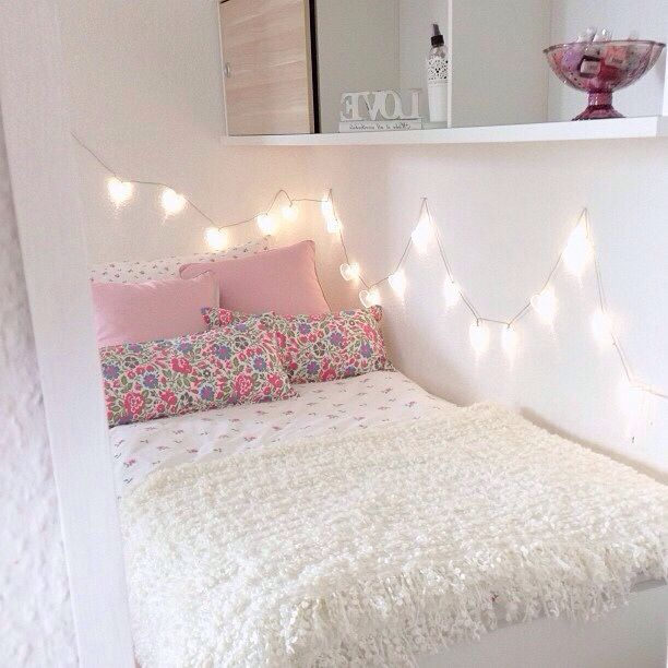 Estas 10 ideas har n de tu dormitorio un lugar diferente for Luces para decorar habitaciones
