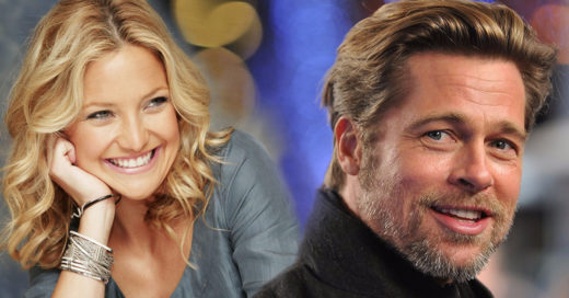 El hermano de Kate Hudson 'trollea' a los tabloides por supuesto romance entre ella y Brad Pitt