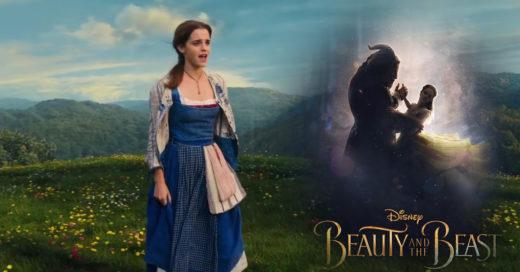 Internet no puede con la emoción de ver a Emma Watson cantando como Bella