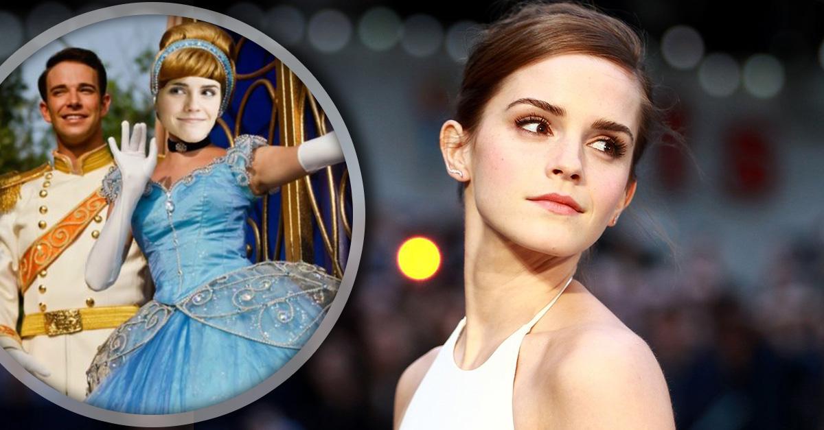 Esta es la conmovedora razón por la que Emma Watson rechazó el papel de 'Cenicienta'