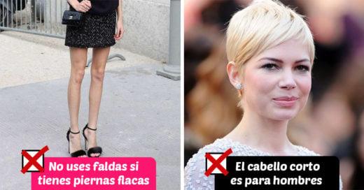 (P)15 Estereotipos de belleza totalmente falsos