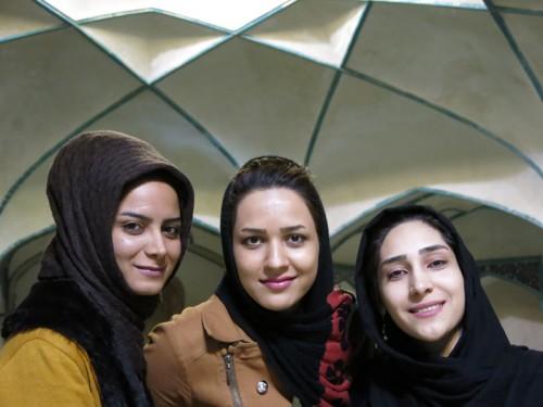 chicas iranies
