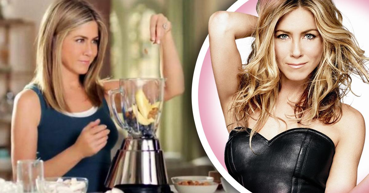 ¿Quieres un cuerpo increíble? Jennifer Aniston revela su secreto
