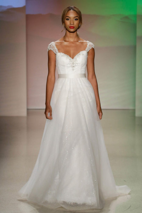 Vestido de novia inspirado en la princesa Jazmin