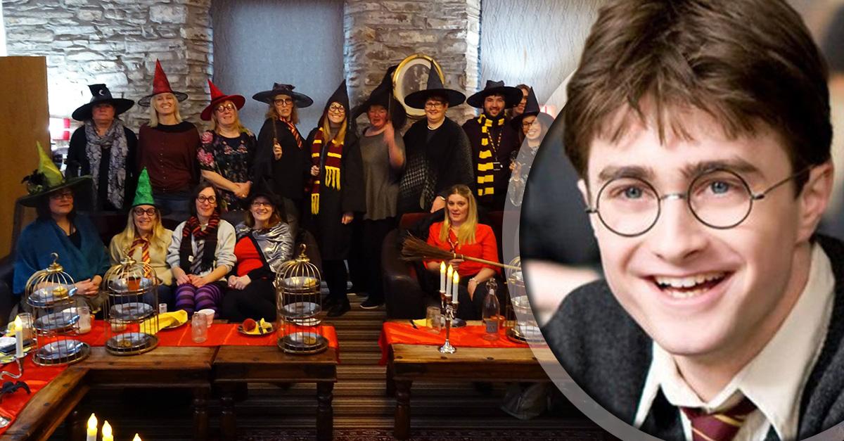 'Llety Cynin', la posada en la que te sentirás en el mundo de Harry Potter
