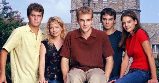 Los protagonistas de Dawson's Creek, 18 años después