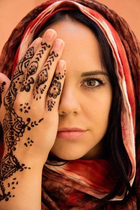 chica de marruecos