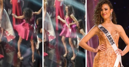 Miss Holanda baila 'Single ladies' y cautiva a todos en Miss Universo
