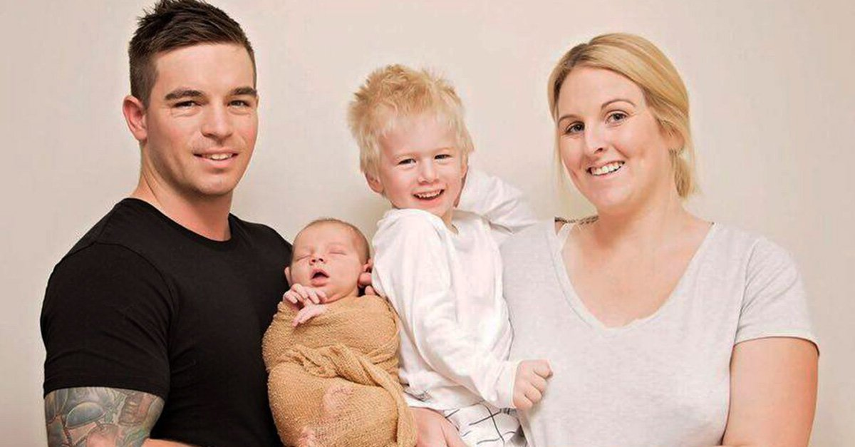 Brad enamora en las redes sociales defendiendo el cuerpo de su mujer tras ser madre