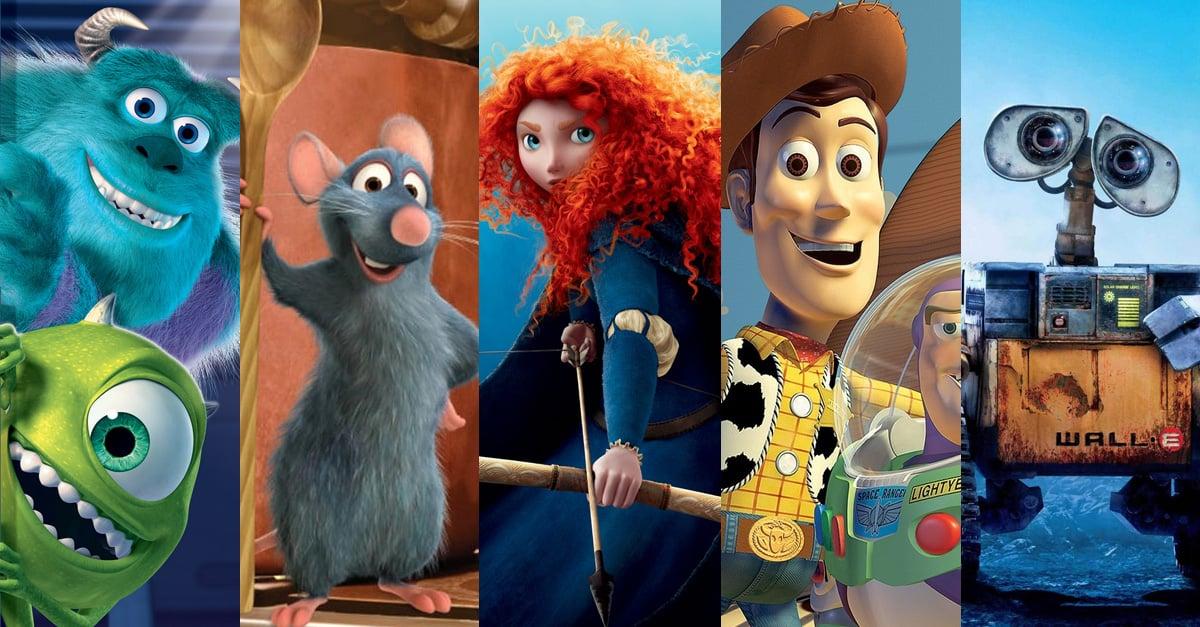 Pixar al fin revela todas las conexiones que existen entre sus películas