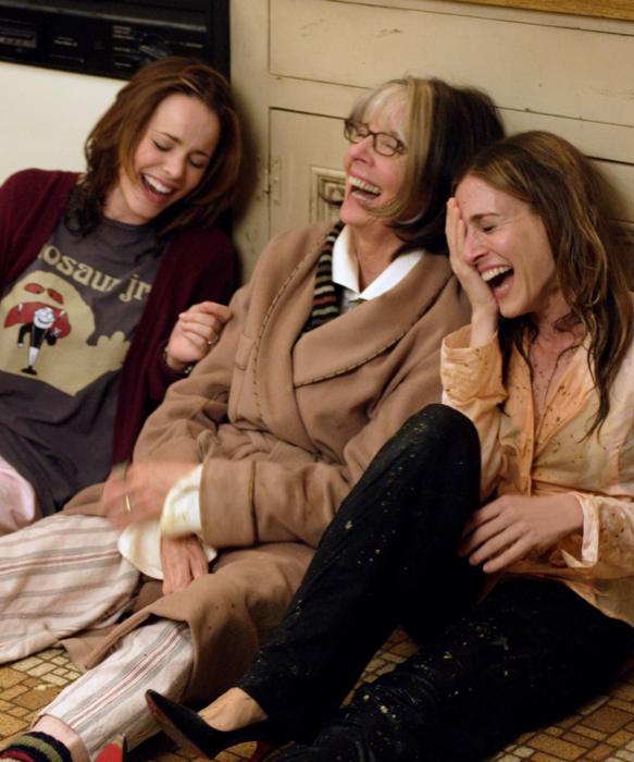 Escena de la película la joya de la familia