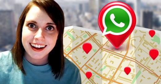 El sueño de las celosas se hace realidad: Whatsapp ahora te dirá en dónde está tu novio