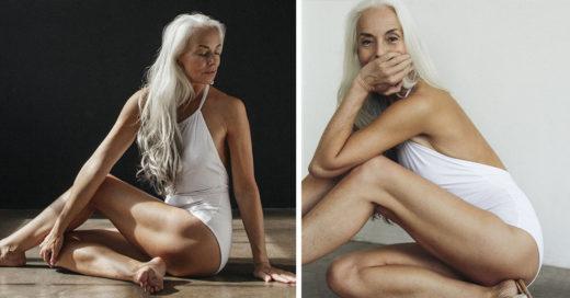 Aunque no lo creas, esta supermodelo ¡tiene 61 años!