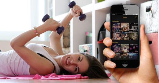 10 apps para ponerte en forma sin pisar un gym