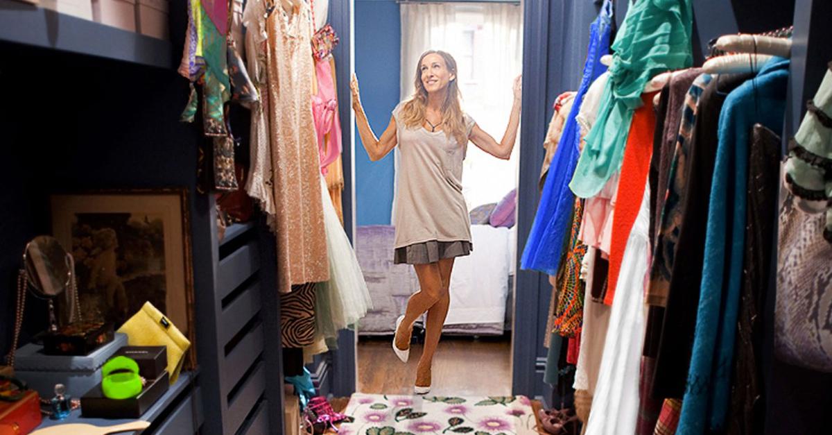 10 Consejos para mantener en orden tu armario