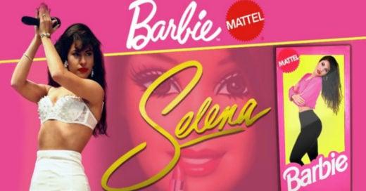 Selena podría convertirse en la primera Barbie latina de Mattel