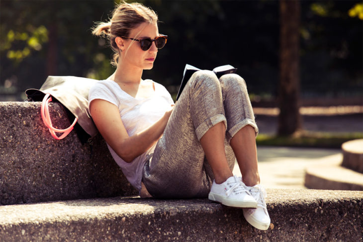 consejos chica leyendo
