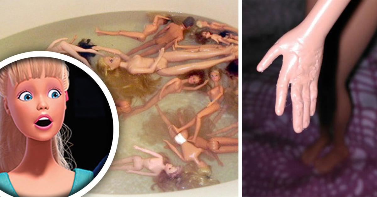 20 situaciones que solo las chicas que jugaron con Barbies entenderán