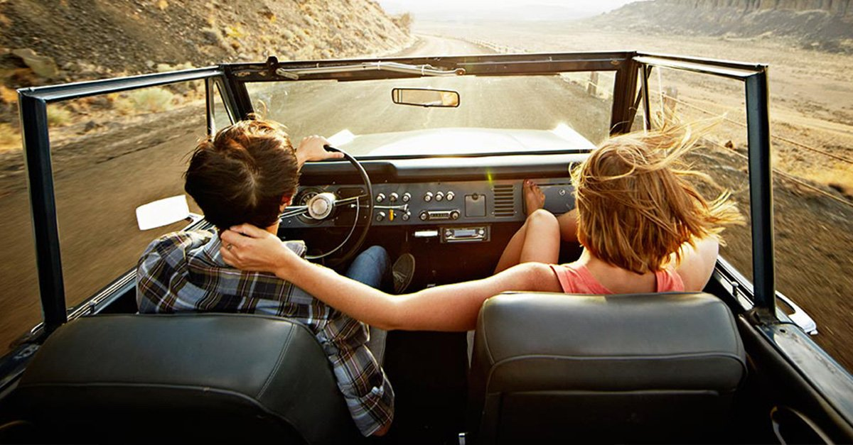 10 cosas que te pueden salvar vida durante un viaje en coche
