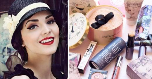 3 marcas de cosméticos 'vintage' para la mujer de hoy