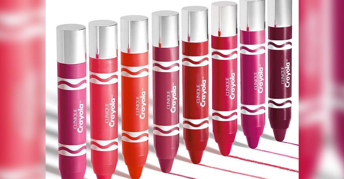 Pinta tus labios con una crayola, te decimos cómo