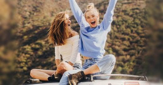 15 razones por las que estás destinada a estar con tu mejor amiga siempre