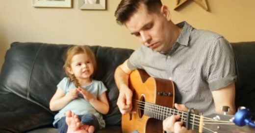 Padre e hija cantan 'You've Got A Friend In Me', ¡es un cover adorable!