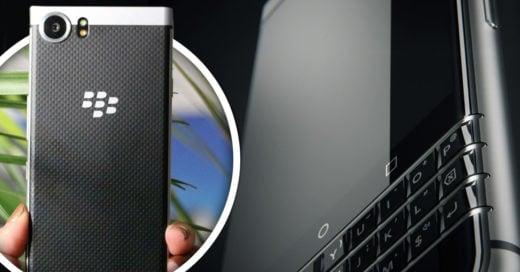 Continúa la nostalgia: este es 'Mercury', el nuevo celular BlackBerry