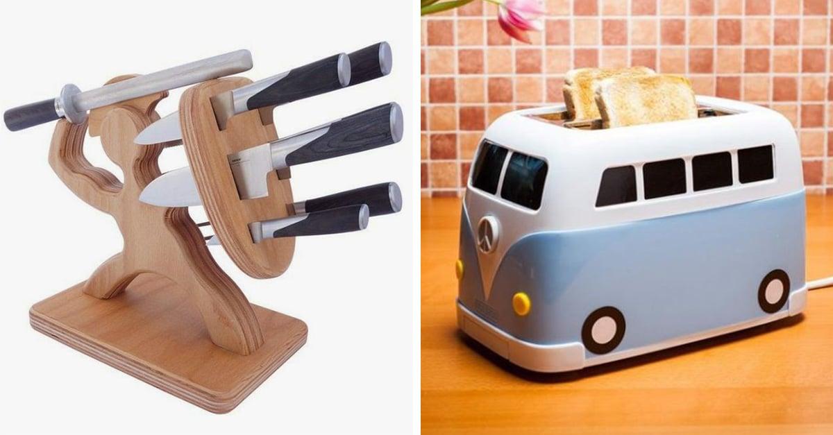 20 geniales objetos de cocina que desearás tener