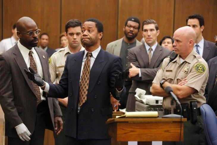 People Vs O.J. Simpson