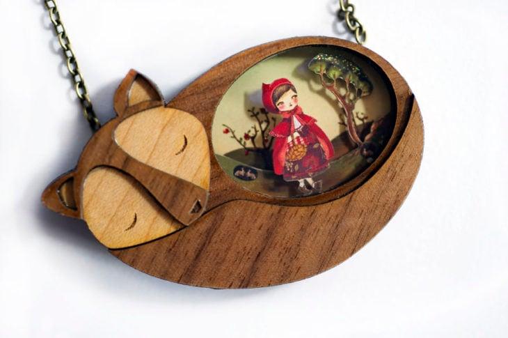 Joyería inspirada en cuentos de hadas