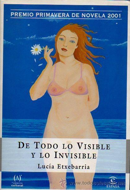 libro de todo lo visible y lo invisible