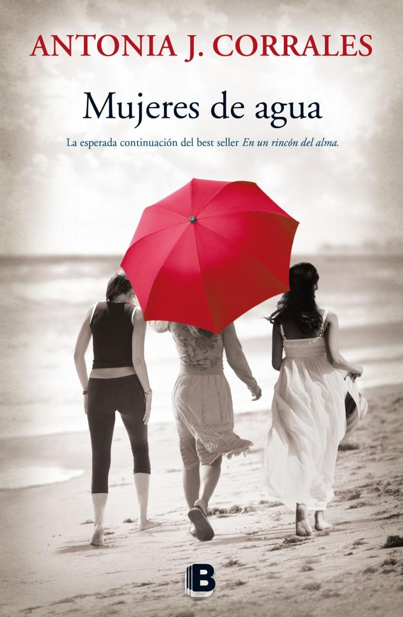 libro mujeres de agua