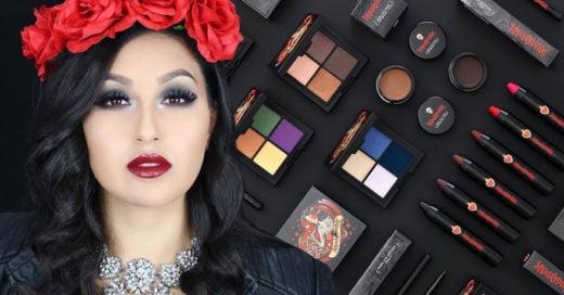 Nueva linea de makeup inspirada en mujeres latinas ¡Lo querrás todo!