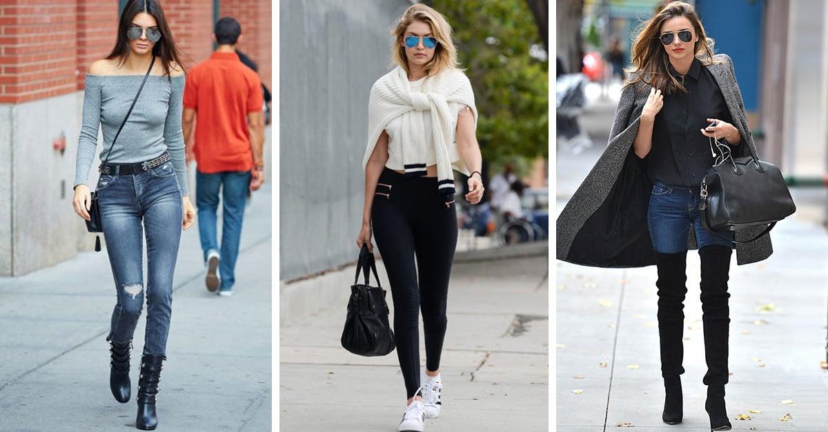 10 Formas en las que puedes usar tus skinny jeans