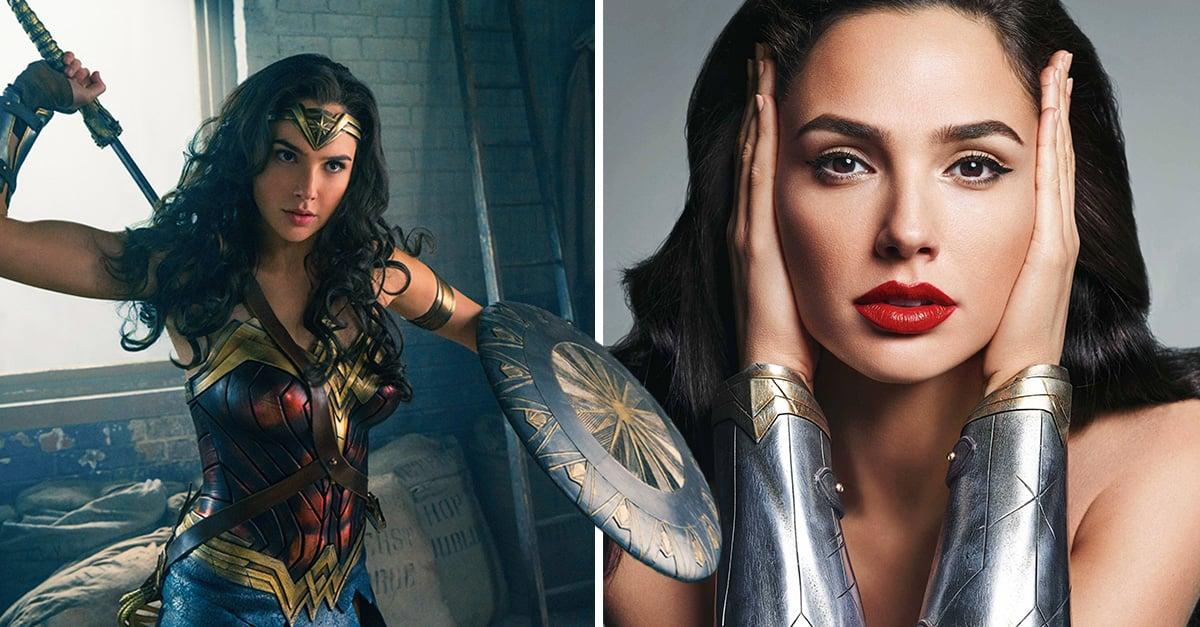Muy pronto podrían lanzar un maquillaje inspirado en la 'Mujer Maravilla'