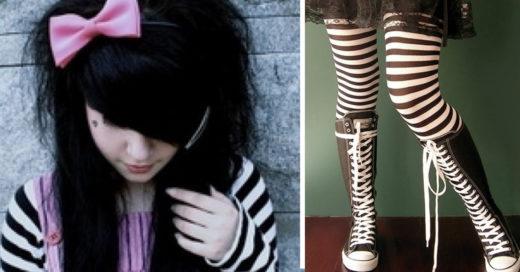 20 tendencias oscuras y 'tristes' que toda chica Emo vivió en su adolescencia