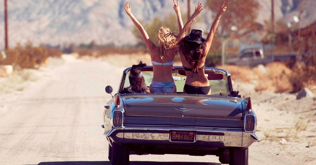 10 momentos que has vivido cuando viajas con tus mejores amigas