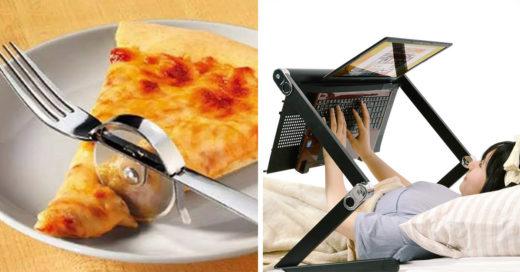 25 novedosos inventos que resultan muy útiles
