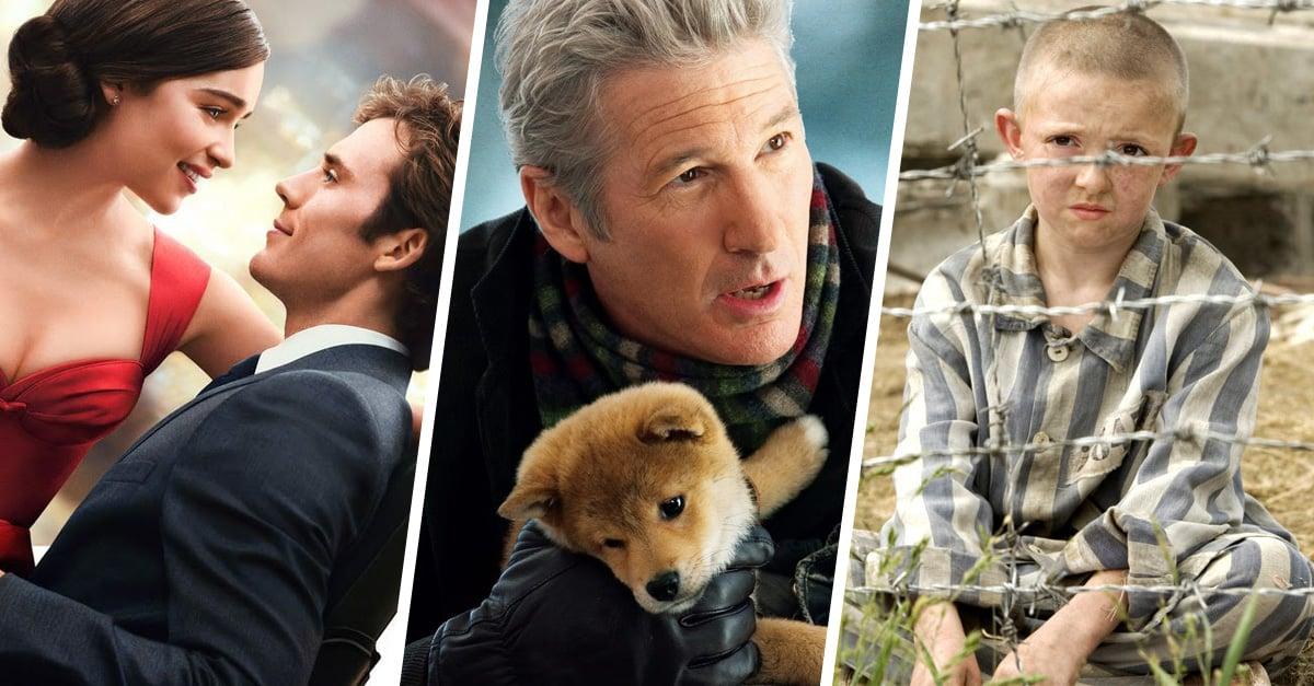 ¿Te apetece emocionarte? 18 películas con las que derramarás tus lágrimas