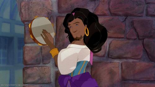 esmeralda de el jorobado de notredam