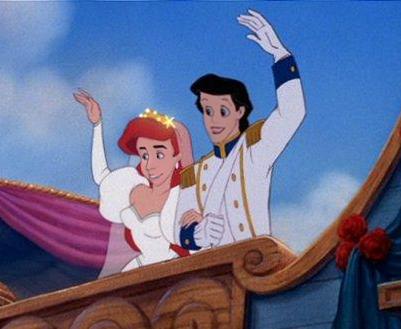 Ariel y Erick en su boda