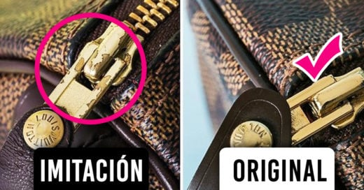 6 recomendaciones para que no te vendan un bolso falso