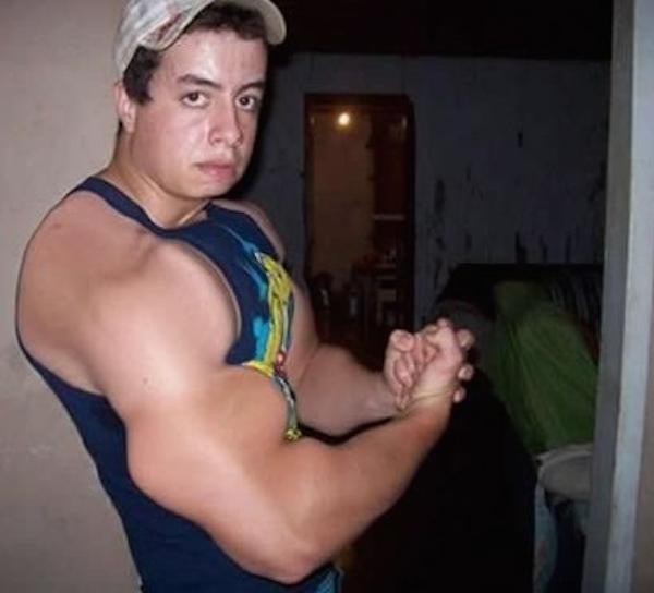 sexy y fuerte