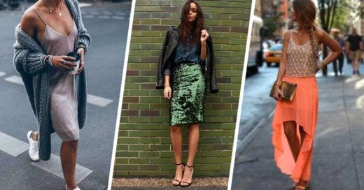 15 formas de usar prendas de fiesta para un outfit casual; ¡domina el 'street style'!
