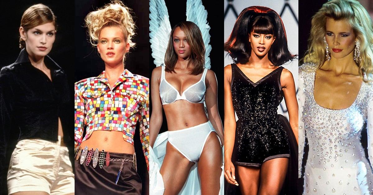 15 supermodelos de los 90, así se ven 20 años después