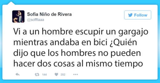 15 tuiteras que redactaron brutales y graciosas verdades en menos de solo 140 caracteres